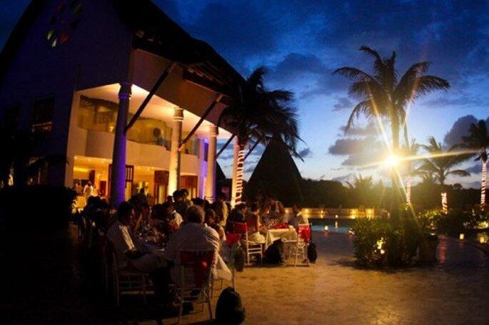 Cómo elegir el lugar de la boda. Foto Leven Foto