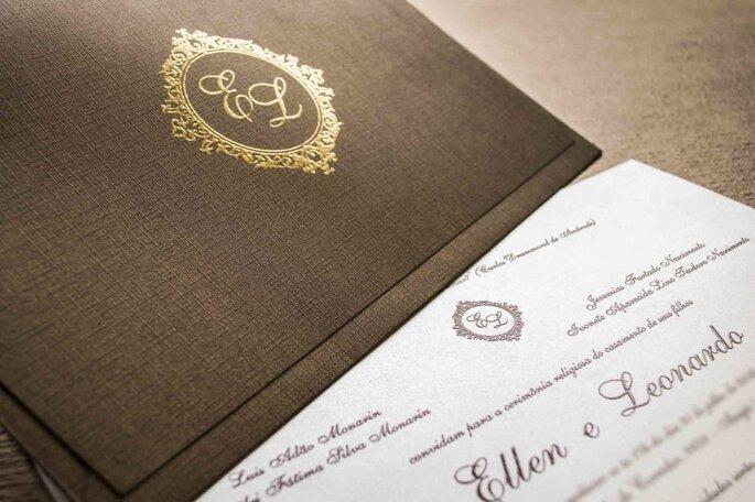 Convite: Papel e estilo - Foto: Divulgação