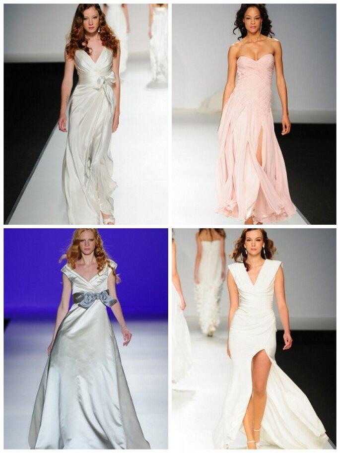 Como será a colecção de vestidos de noiva Cymbeline 2012?