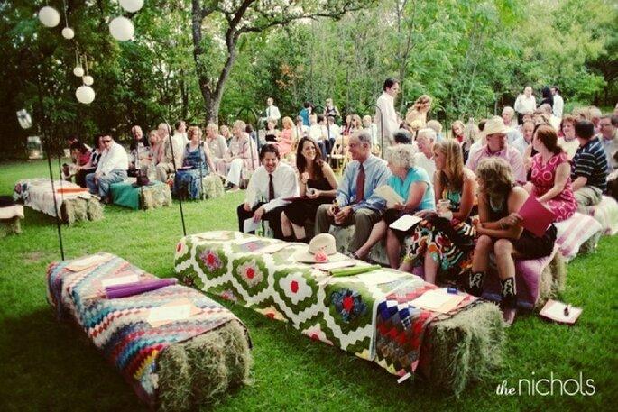 8 atenciones que debes tener con los invitados de la boda - The Nichols
