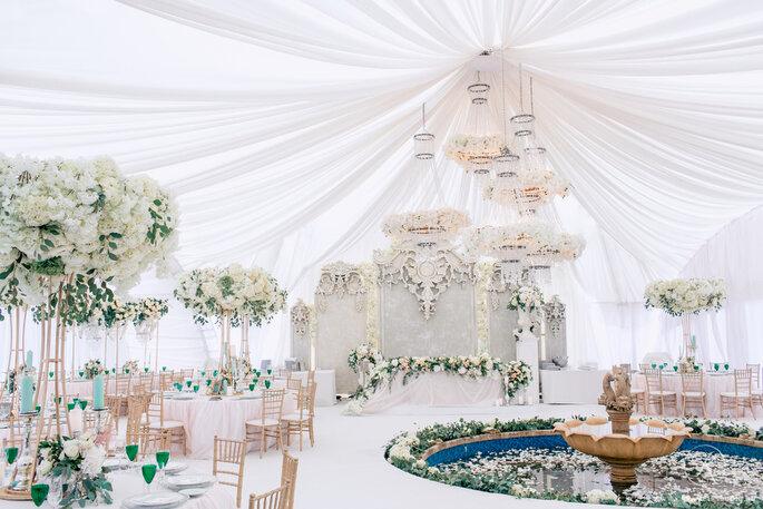 Карамель оформление свадьбы
