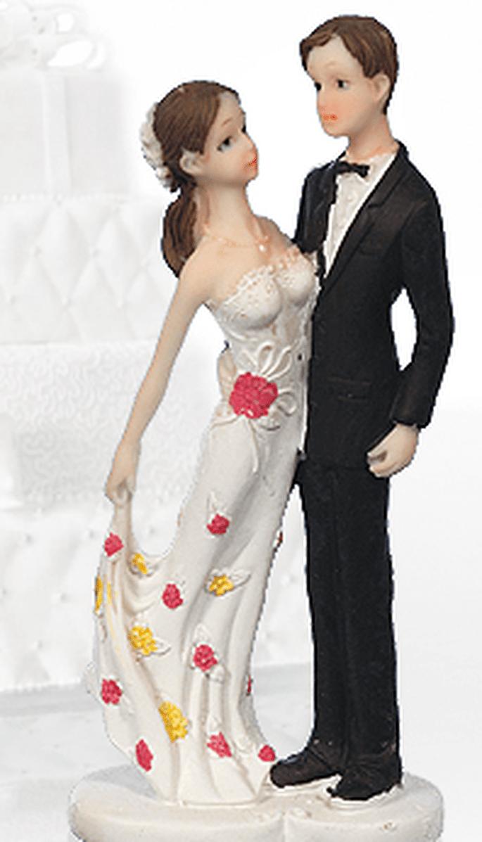 figurka na tort weselny