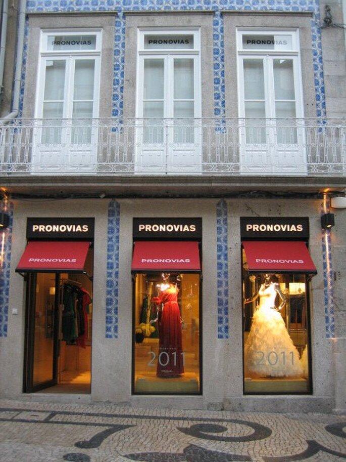 Nova Loja Porto - Pronovias