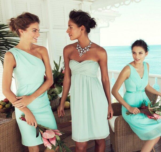 Consejos para escoger un vestido para ir a una boda en primavera-verano 2013 - Foto J.Crew Facebook