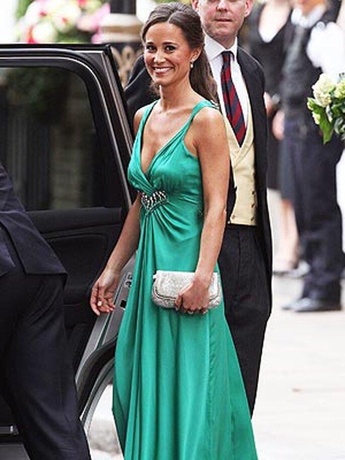 Pippa Middletons Wedding Dress Revealed   Vanity Fair