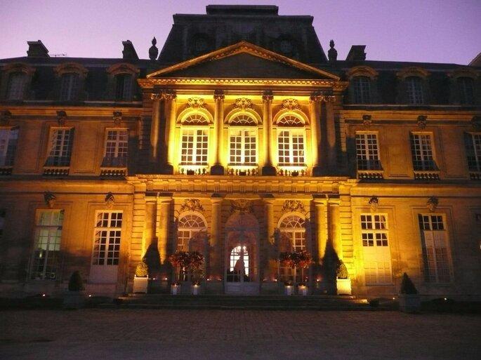 Châteaux de Champlâtreux