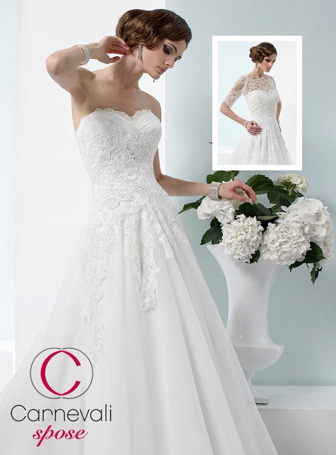Carnevali Spose - Modello Ninfa di Sofia Atelier