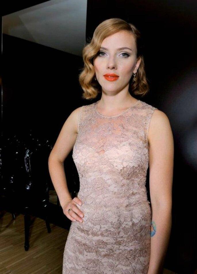 Coiffures de mariée inspirées des stars d'Hollywood