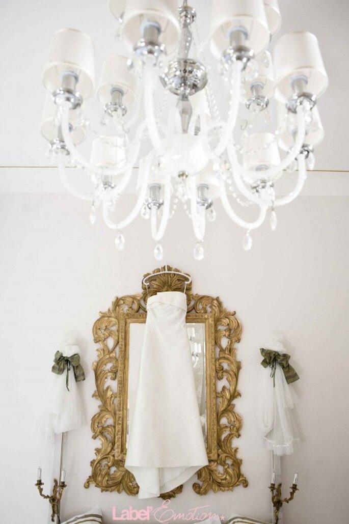 Robe de mariée Label' Emotion Lyon Organisateur de mariages