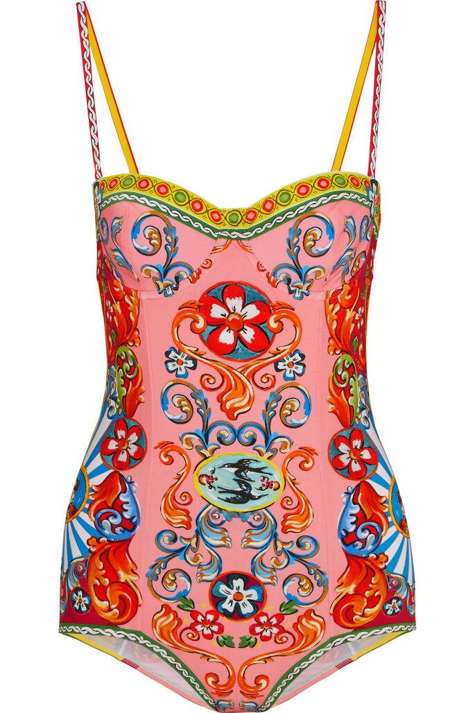Foto: Dolce & Gabbana en Net a Porter