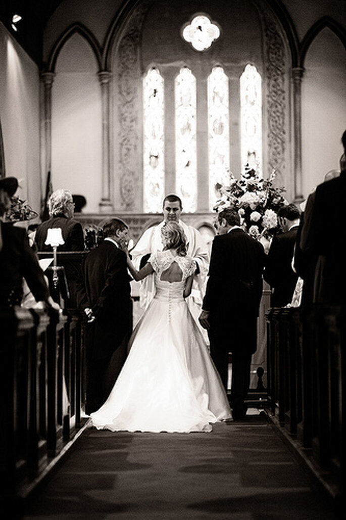 Futures mariées, déléguez à votre papa quelques aspects de l'organisation du Jour J - Photo : Kevin Mullins