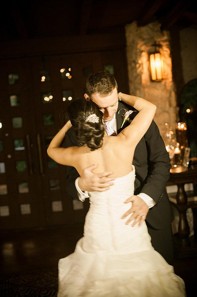 Primer baile de casados.Foto: Clau Photography Fine Art