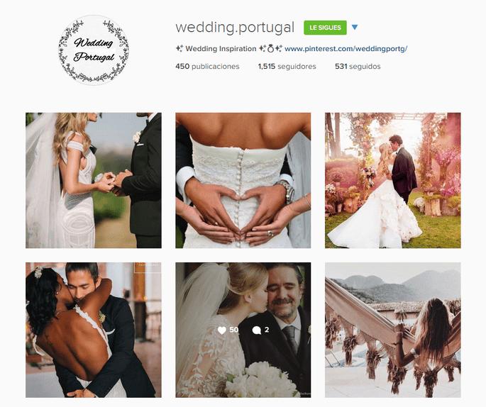 Instagram Wedding Portugal