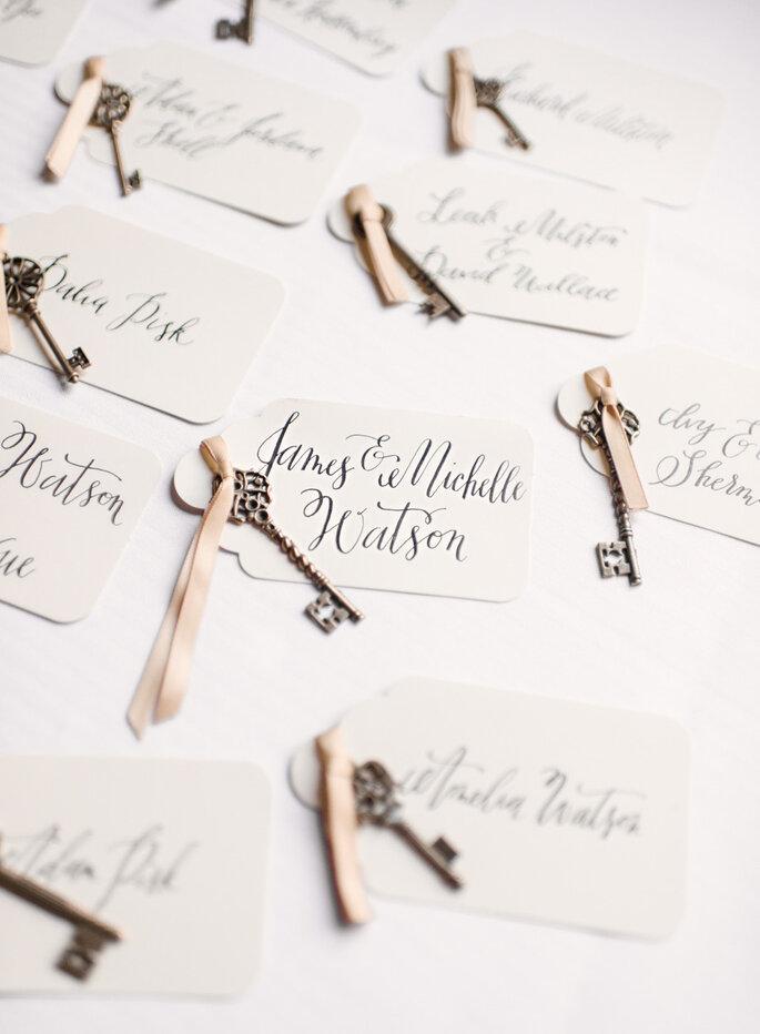 10 detalles para que tu recepción de boda sea la mejor - Rebecca Yale Photography