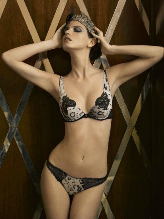 The Roaring Collection es la nueva línea de lencería de La Perla
