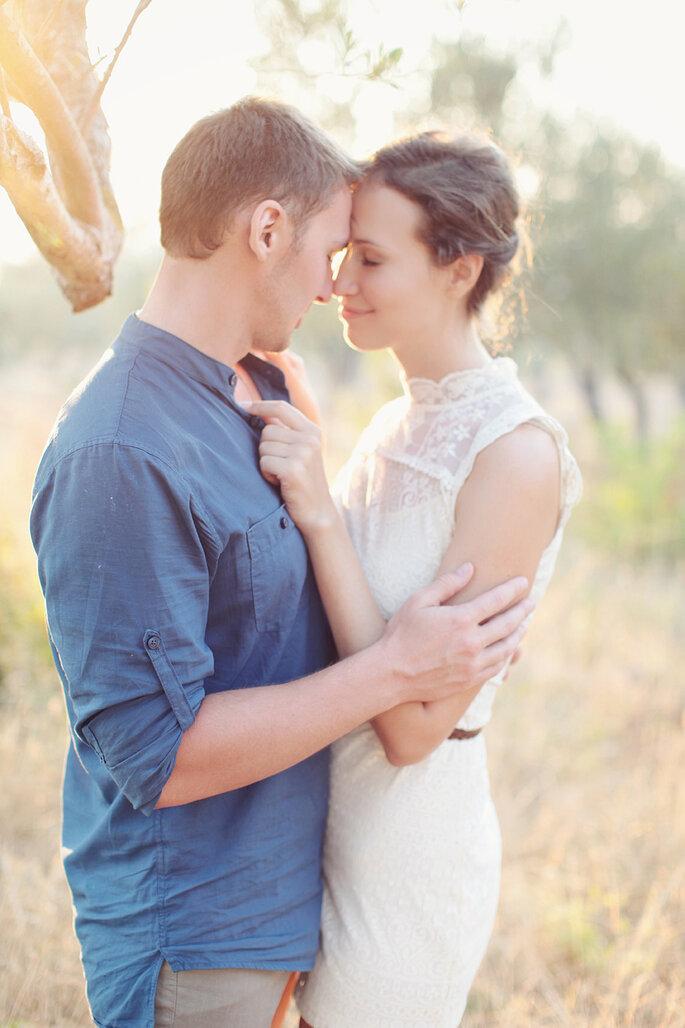 5 discusiones típicas entre parejas al organizar la boda - Sonya Khegay