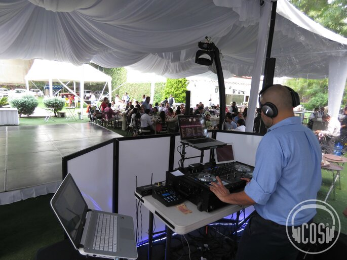COS DJ's