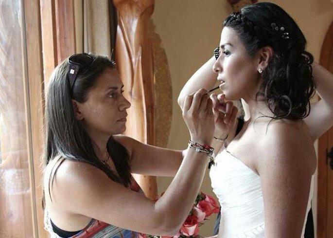 Foto: Vivi Torres Make Up Artist