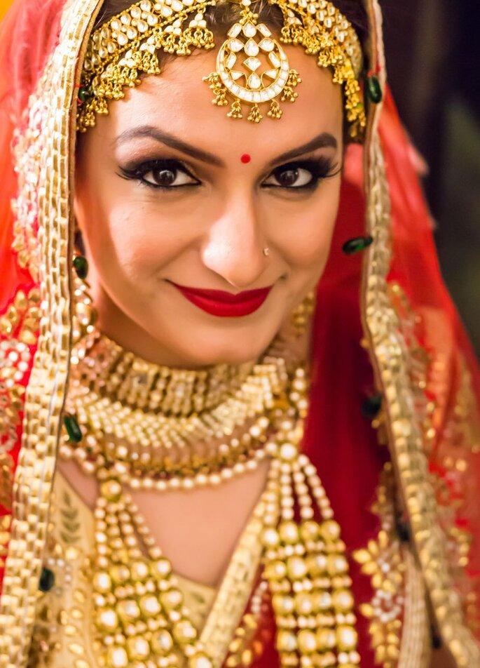 Makeup Artist: Sakshi Malik.