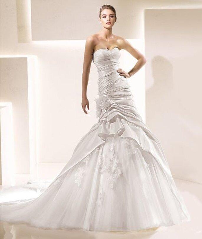 robe de mari e asym trique l astuce pour para tre plus
