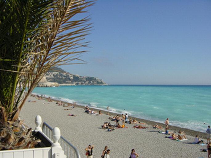 Mariage sur la Côte d'Azur