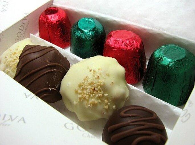 Chocolates  Foto: Yu Tin Wong
