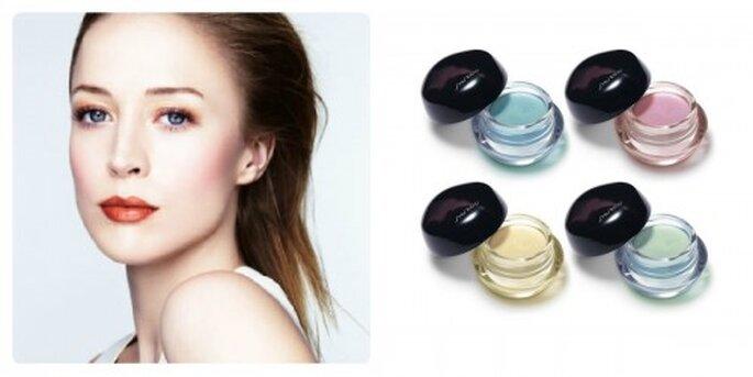 Tonos de la colección de verano 2012 de Shiseido. Foto: Shiseido