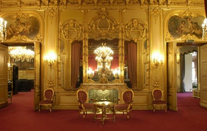 Das Casino Baden Baden bietet standesamtliche Trauung an. Foto: Casino Baden Baden