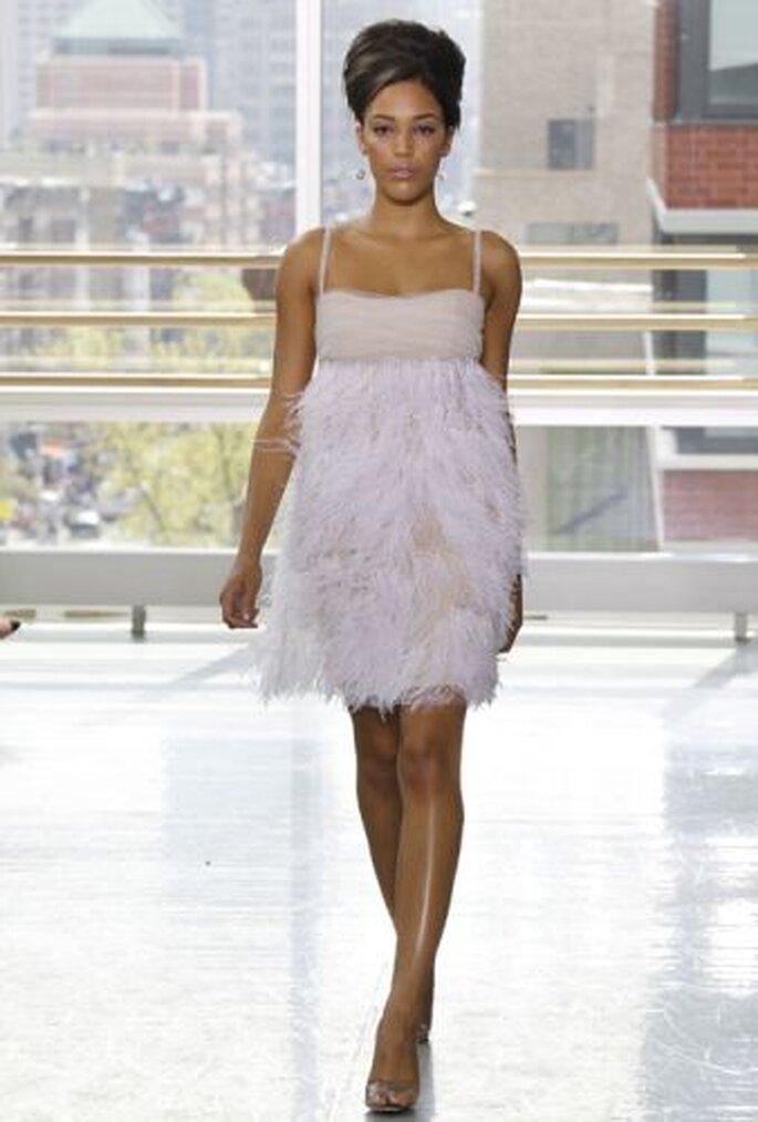 Rivini Spring 2013 reception dress