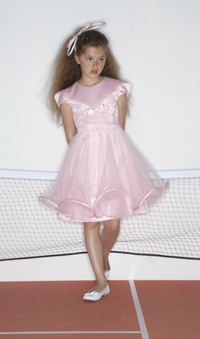 Collection Enfant Suzanne Ermann, modèle Ruby - Photo : Suzanne Ermann
