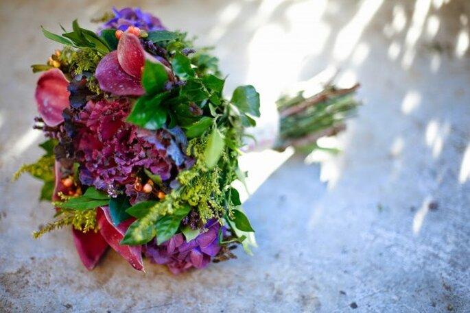 Sesión de fotos inspirada en Maléfica - Foto Proud Rad en Rebellious Brides