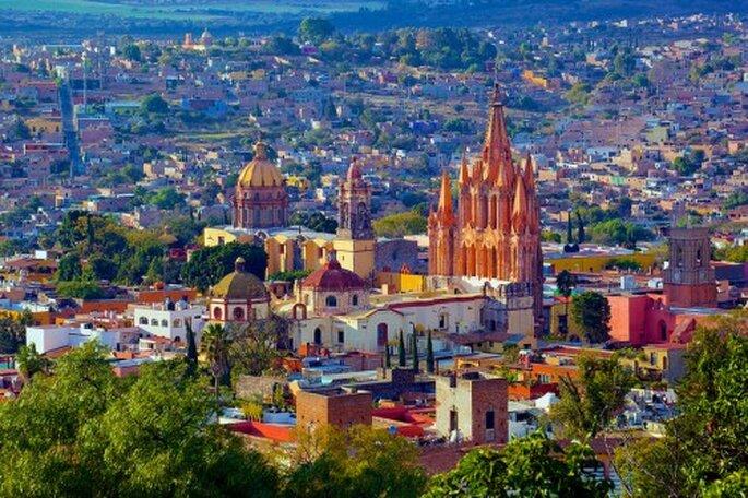 San Miguel de Allende es uno de los destinos más chic y románticos en México - Foto jjuguangw en Flickr