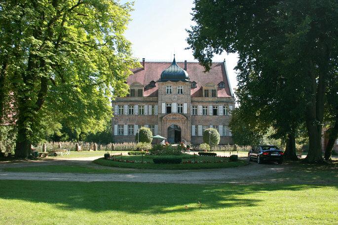 Foto: Schloss Dürrenmungenau