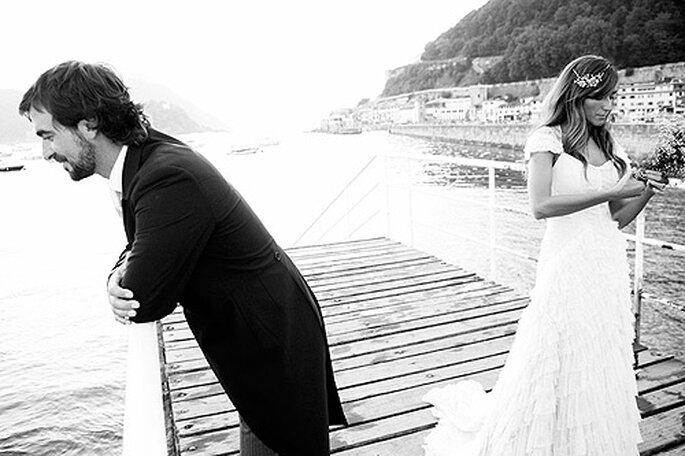 El reportaje fotográfico documental capta los mejores momentos de la boda. Foto: Doble A Foto