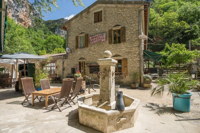 Auberge le Moulin de la Pipe