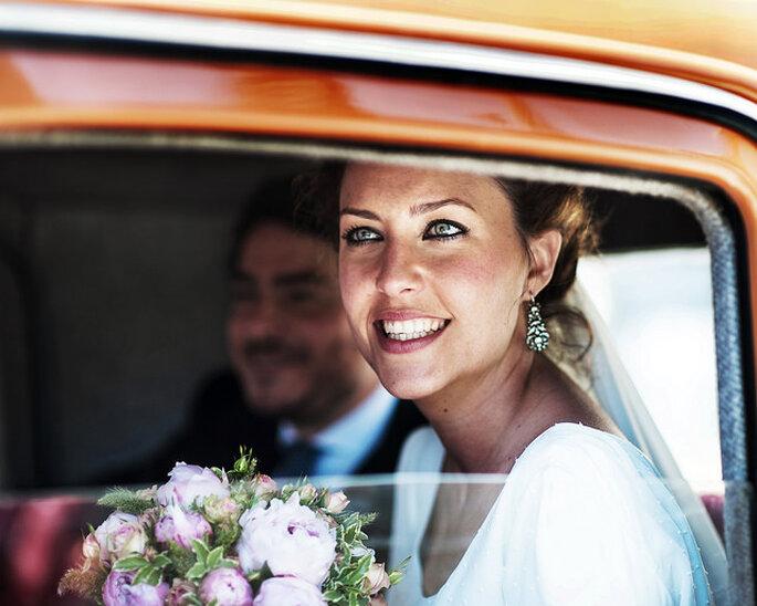 Las joyas le dan un brillo especial a la novia. Foto: Instantanea&Tomaprimera