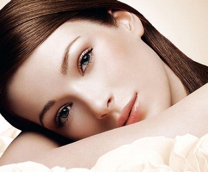 Lo último en maquillaje para novias 2011