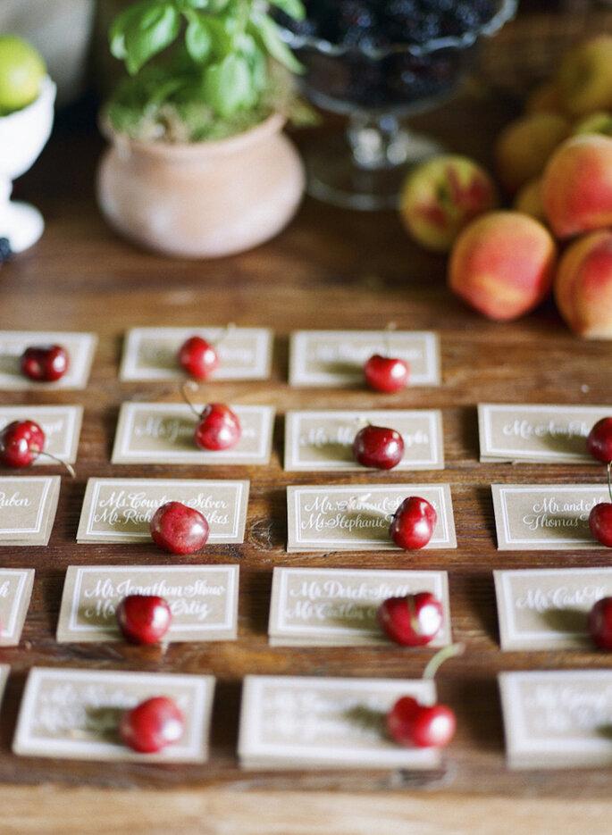 Cómo decorar una boda rústica en 2015 - Ashley Seawell Photography