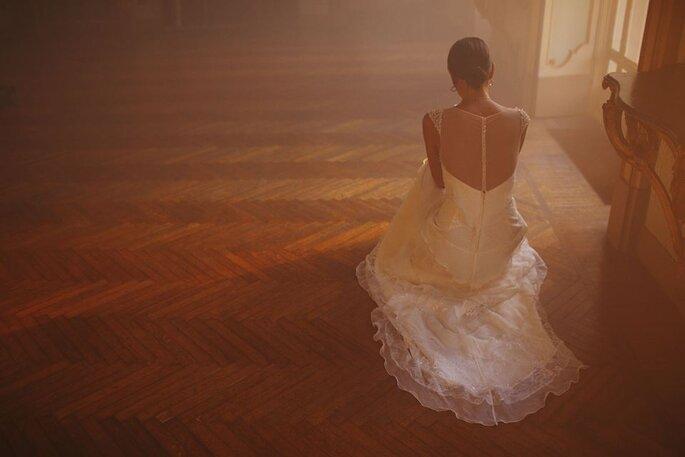 """Foto tratta dal backstage del film """"The Dresscode"""""""