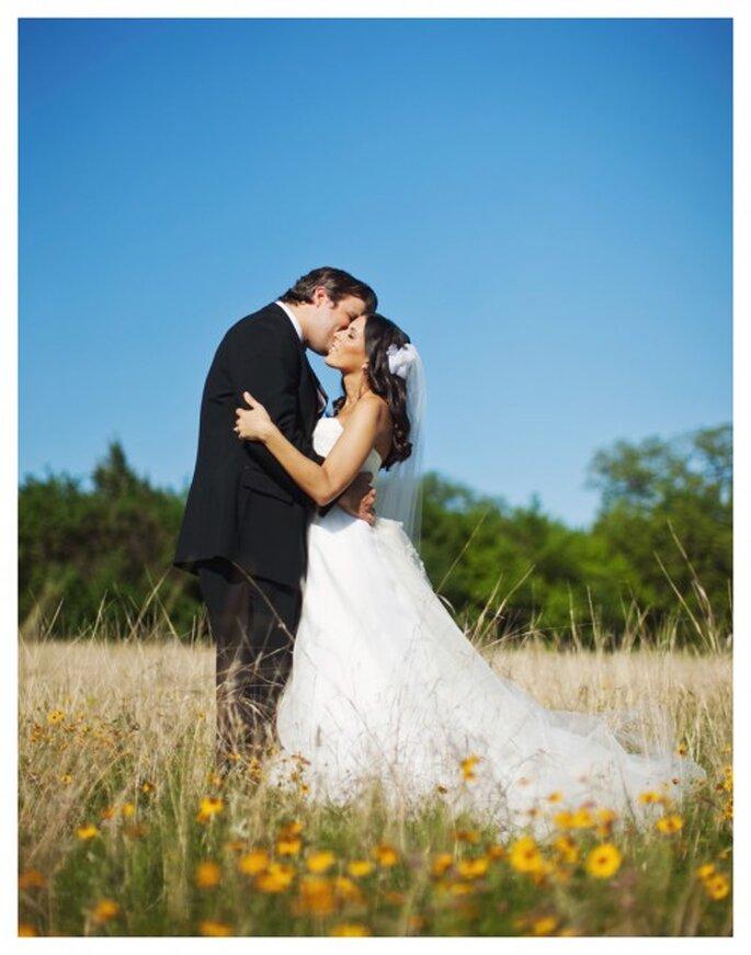 Toma en cuenta el clima que habrá el día de tu boda - Foto Stacy Reeves