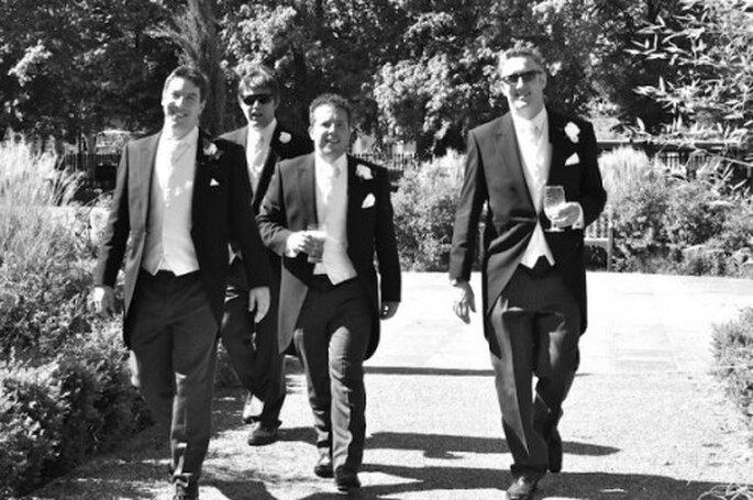 Photos de mariage informelles et naturelles - Photo : Awardweddings