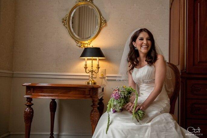 Luce espectacular con la fotografía artística de bodas - Foto Arturo Ayala