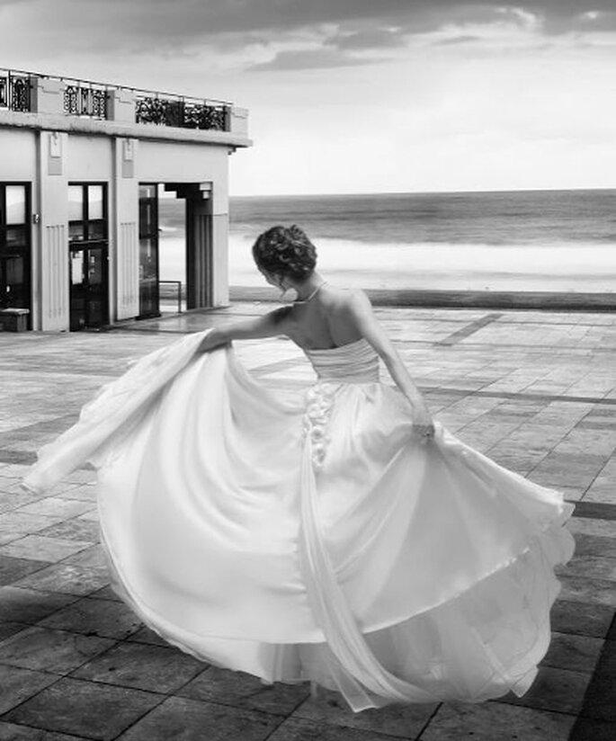 Vous aider à trouver la robe de mariée de vos rêves, peut être l'une des missions de votre personal shopper - Photo : Desiderata
