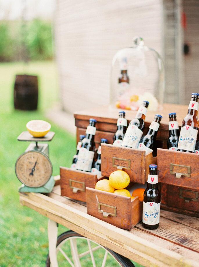 Bar à bière  - Michelle March