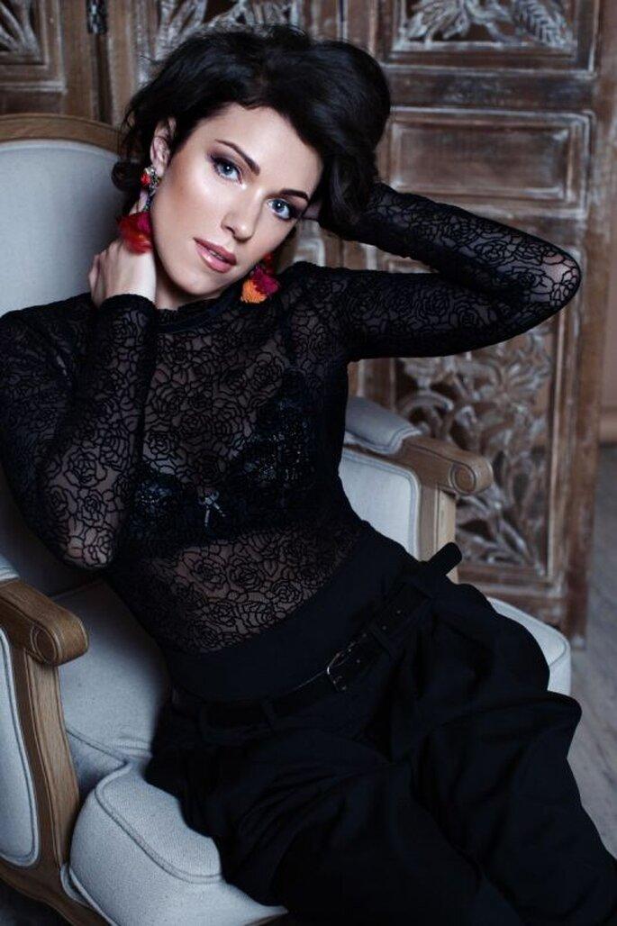 стилист-визажист Любовь Андреева
