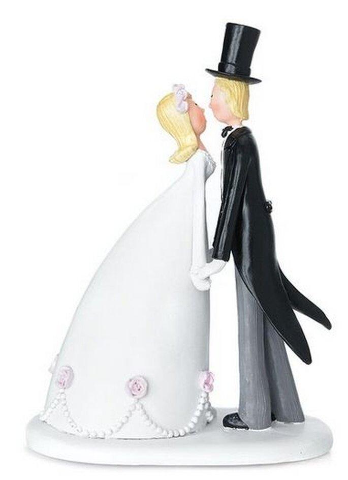 śmieszne ozdoby weselnego tortu