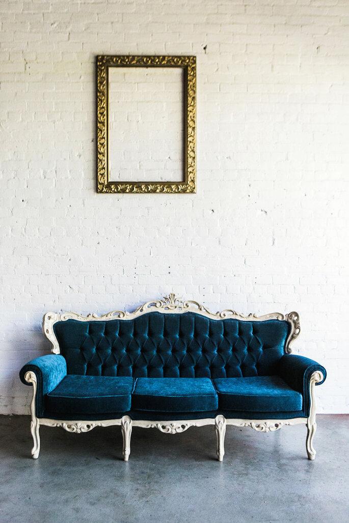 Una boda en azul clásico - Milou & Olin