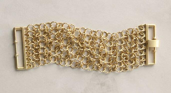 Anthropologie Goldketten