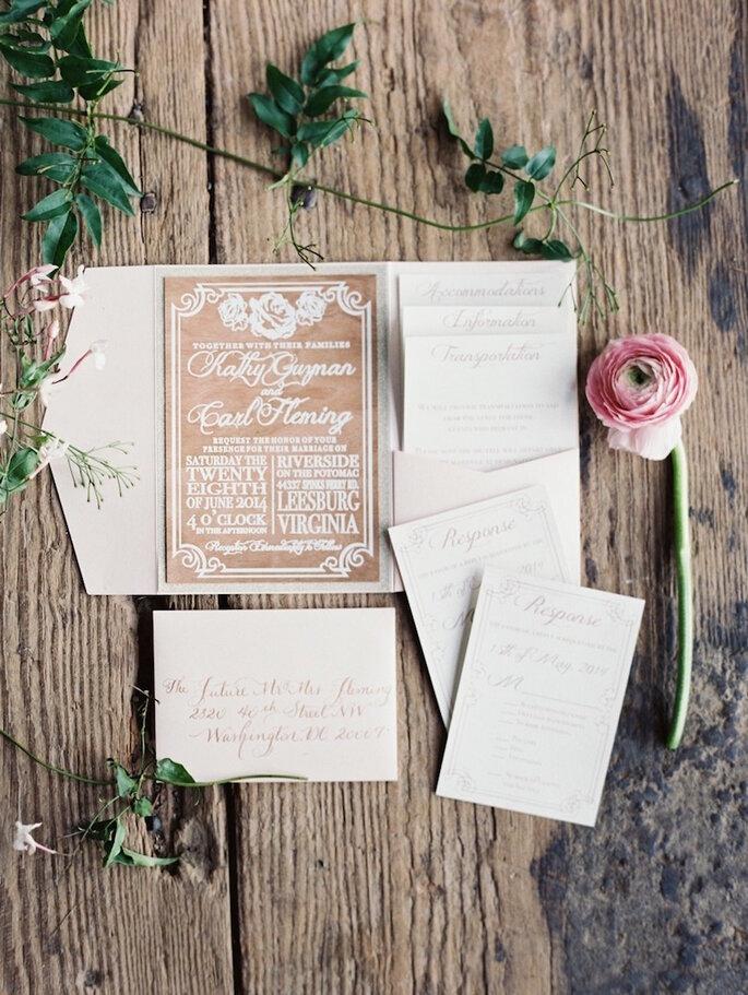 Cómo tener una boda estilo Pinterest - Laura Gordon