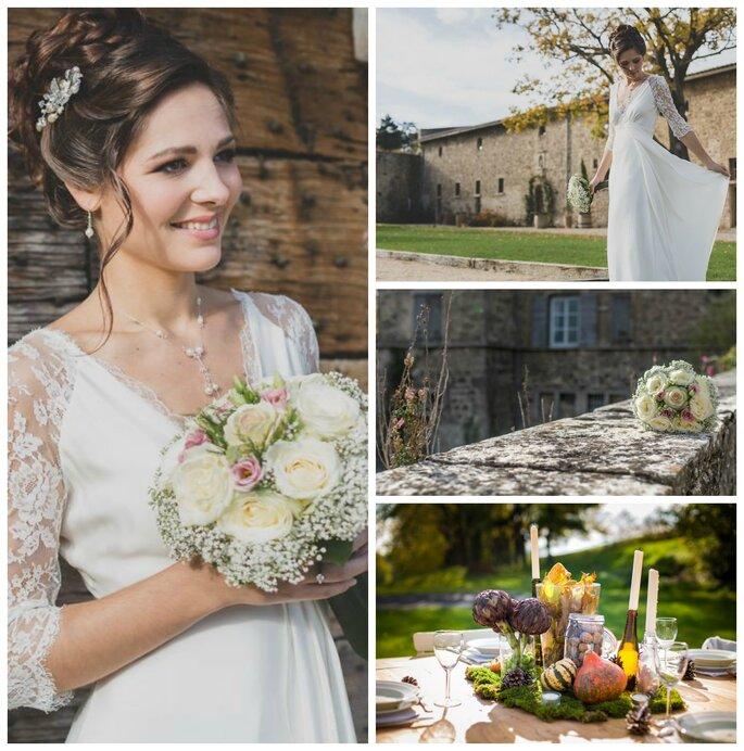 Magali Henry Weddings - Stephanie Lapierre Photographe
